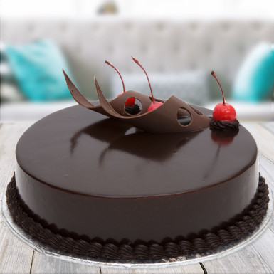Premium Chocolate Truffle Cake Winni