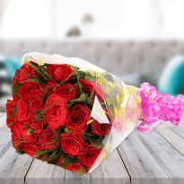 Absolutely Beautiful A bouquet of 30 Red Roses