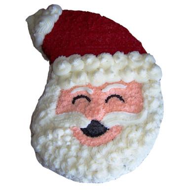 buy Happy Santa Claus Cream Cake