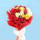 Buy Just Love  A bunch of Red Roses