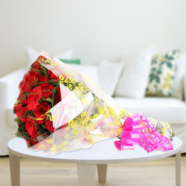 Buy Red Roses Exclusive Bunch