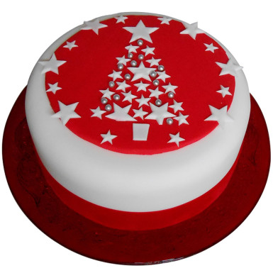 Buy Christmas Tree Cake