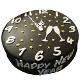 Buy New Year Chocolate Cake