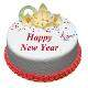 Buy Happy New Year Cake
