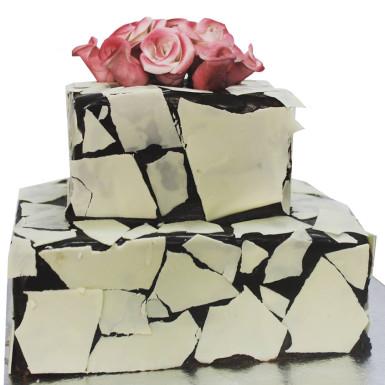 Buy Modern Art Cake