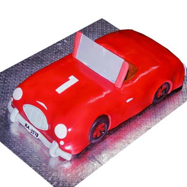buy Red Car Cake