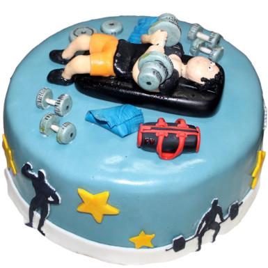 Buy Gym Cake
