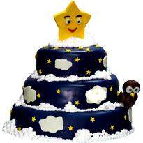 Twinkle Star Cake