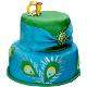 Buy Royal Peacock Wedding Cake