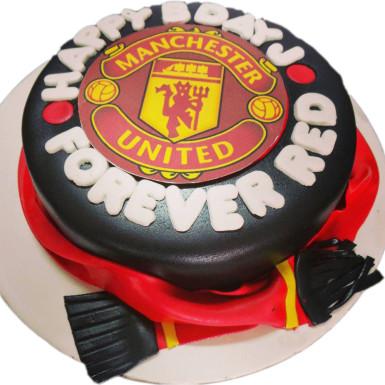 Buy Manchester United Cake