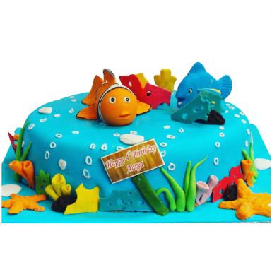 Buy Nemo Cake