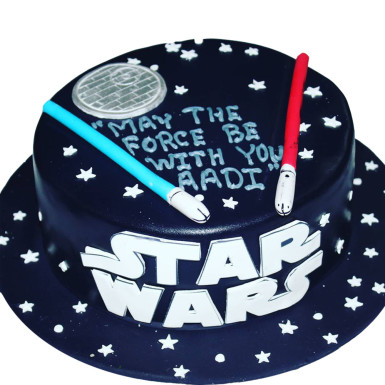 Buy Star Wars Cake