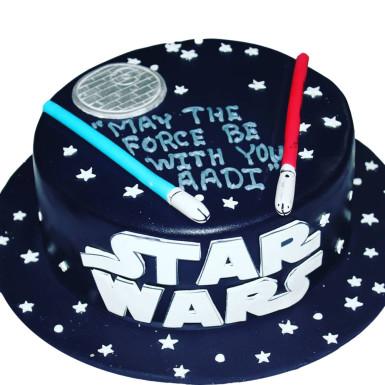 buy Star Wars Cake