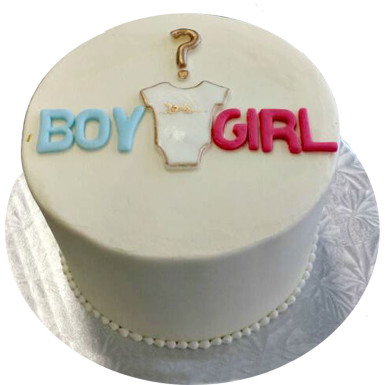 Buy Baby Shower Cake