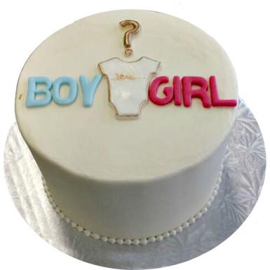 Baby Shower Cake Winni
