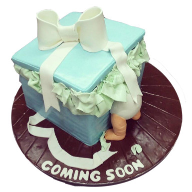 Buy Welcome Baby Cake
