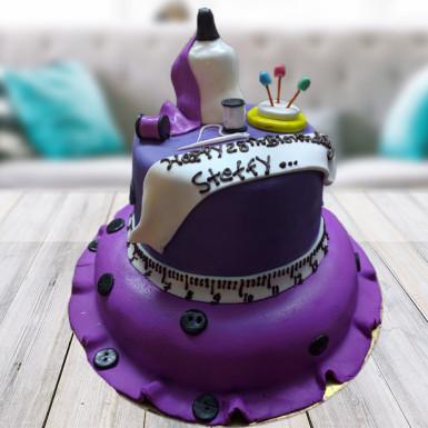 Fashion Designer Cake