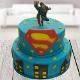 Buy Superman cake