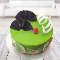 Lovely Kiwi Cake