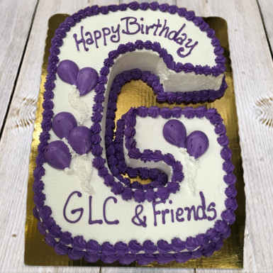 Buy Letter cake