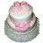 Buy Tricolor Vanilla Cake
