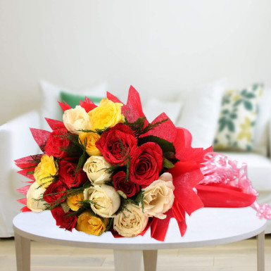 Buy Sundry Mix Roses