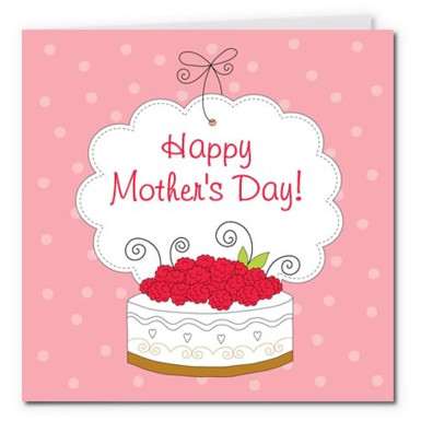 Buy Small Mother Day Greeting Card