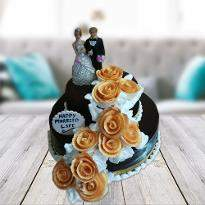 Wedding Bells Cake