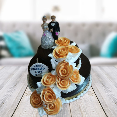 Buy Wedding Bells Cake