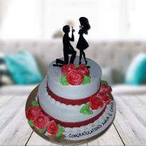 Completely Yours Cake
