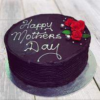 Dark Chocolate Cake for Mom