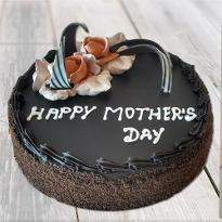 Choco Chip cake for Mom
