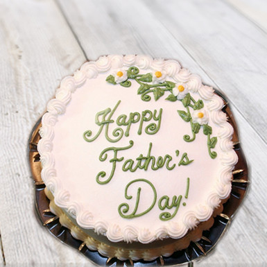 Buy Happy Fathers Day cake
