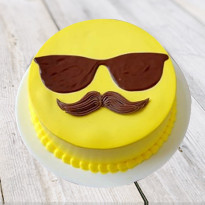 Mad for dad Fathers day cake