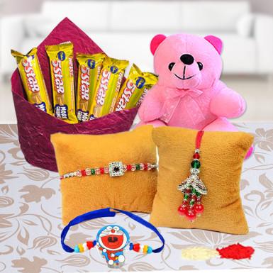 Buy Classic rakhi gift