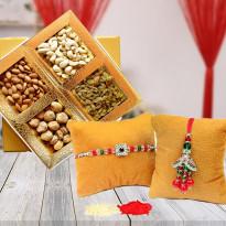 Imperial rakhi gift