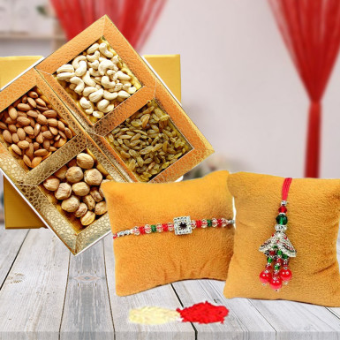 Buy Imperial rakhi gift