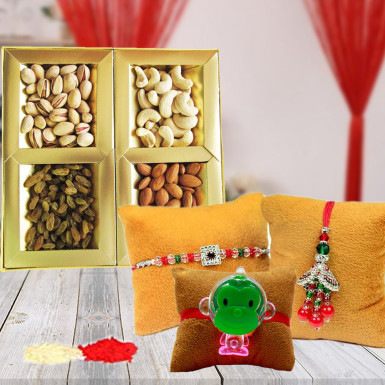 Buy Magical rakhi gift