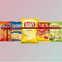 5 Assorted Chips