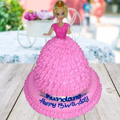 Doll Cake Winni