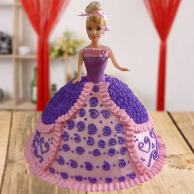 Barbie Cake Winni