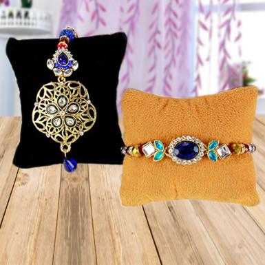 Buy Dazzling Rakhi