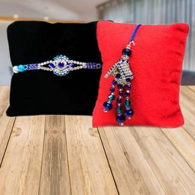 Buy Enchanting Rakhi