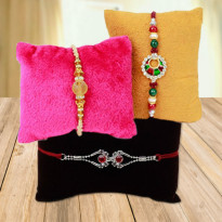 Beaming Rakhi