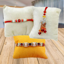 Sweet and lovely Rakhi