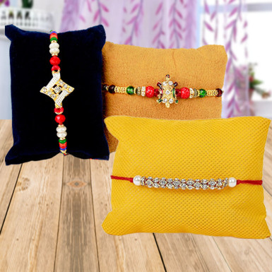 Buy Joyful Rakhi