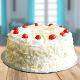 Buy Tempting White Forest Cake