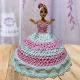 Buy Vanilla Barbie Doll Cake