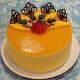 Buy Tempting Mango Cake