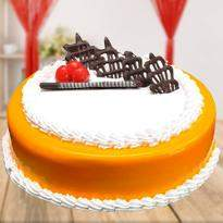 Lovely Mango Cake
